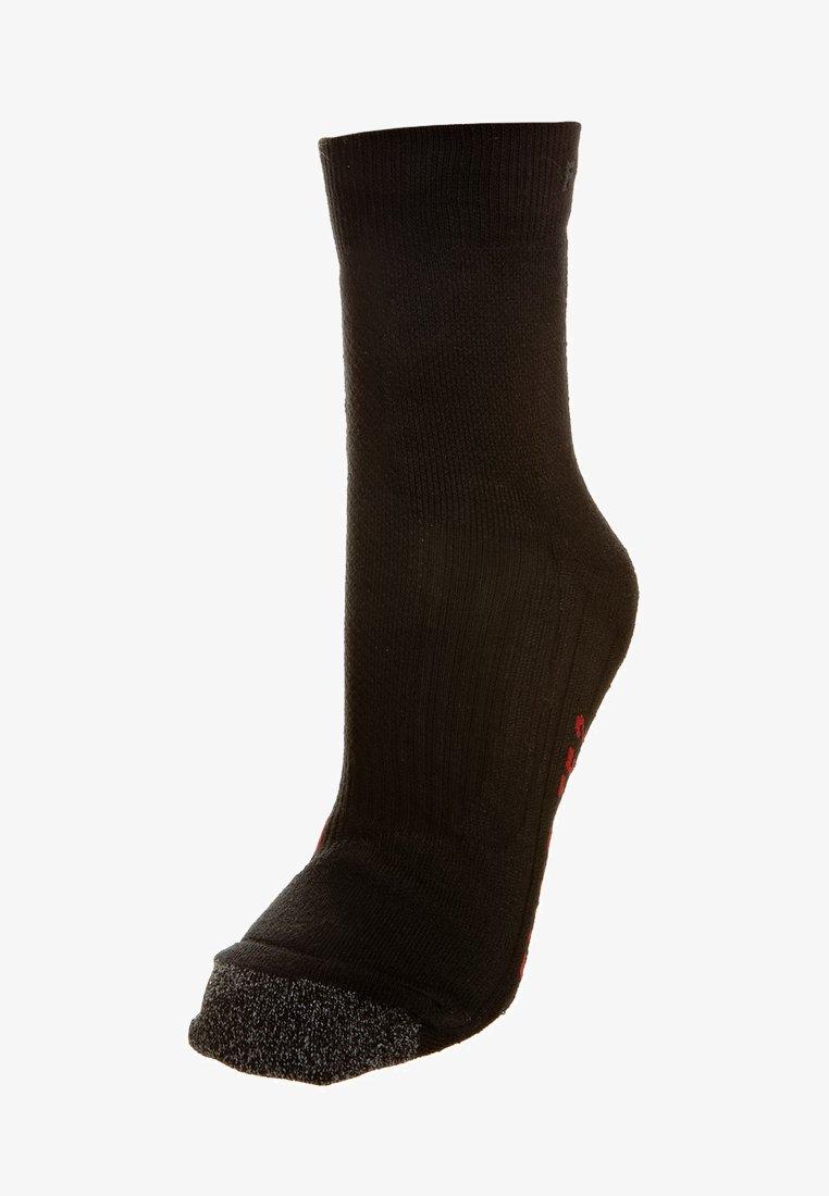 FALKE - TE2 Short - Sports socks - black