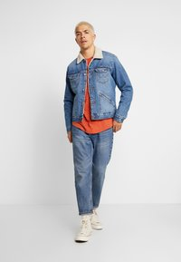 Wrangler - SHERPA - Light jacket - blue denim - 1