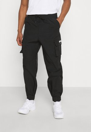 TRACKSUIT BOTTOM - Pantalon de survêtement - black