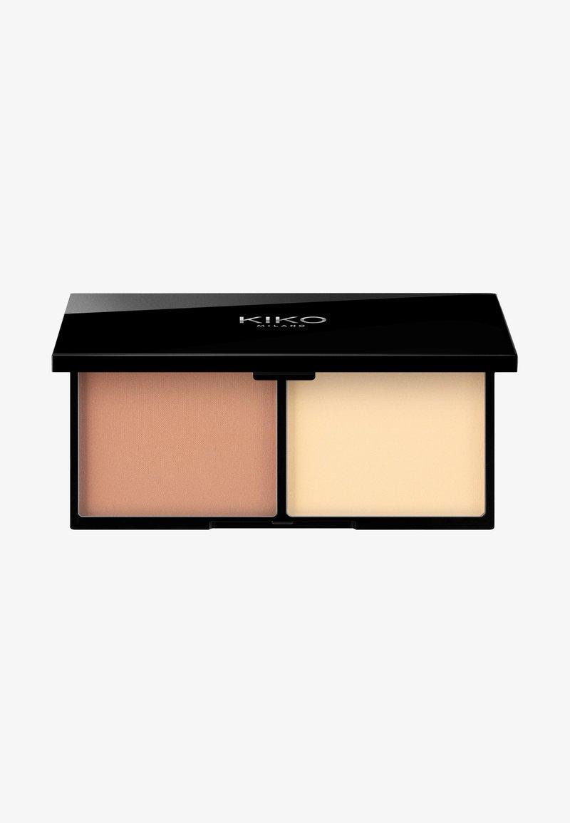 KIKO Milano - SMART CONTOURING PALETTE - Face palette - 01 very light to light