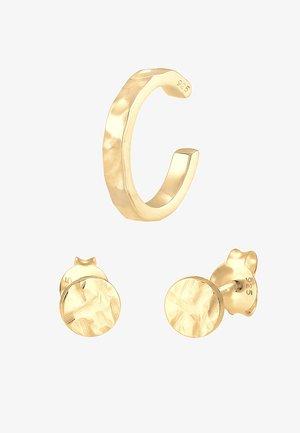 SET EARCUFF  - Earrings - gold