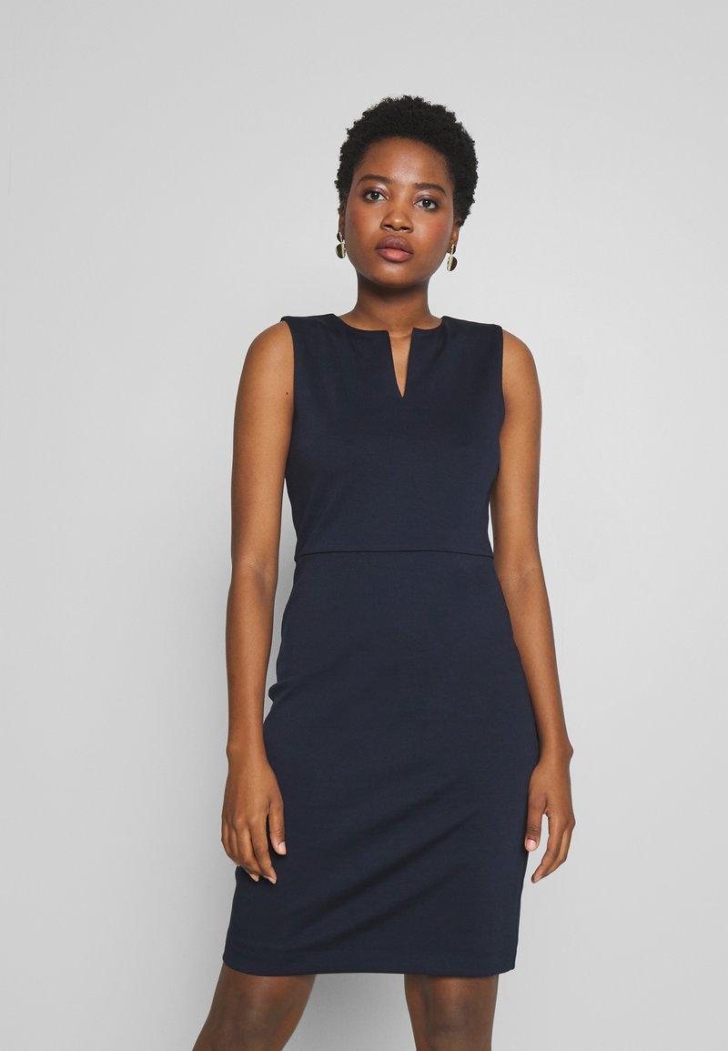 Esprit Collection - DRESS - Jerseyjurk - navy