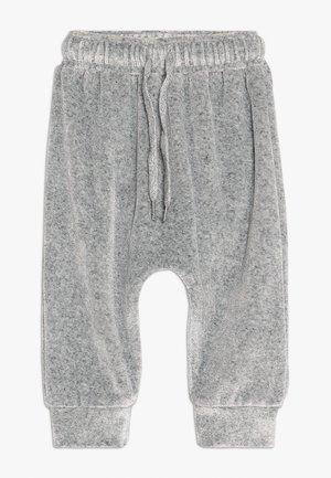 MEO PANTS - Kalhoty - grey grit melange