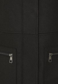 TOM TAILOR DENIM - Short coat - deep black - 2