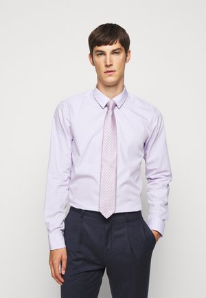 Tie - light/pastel pink