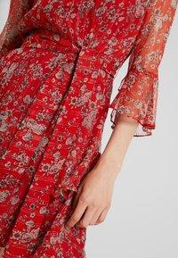Derhy - BELENUS - Vestido informal - red - 5
