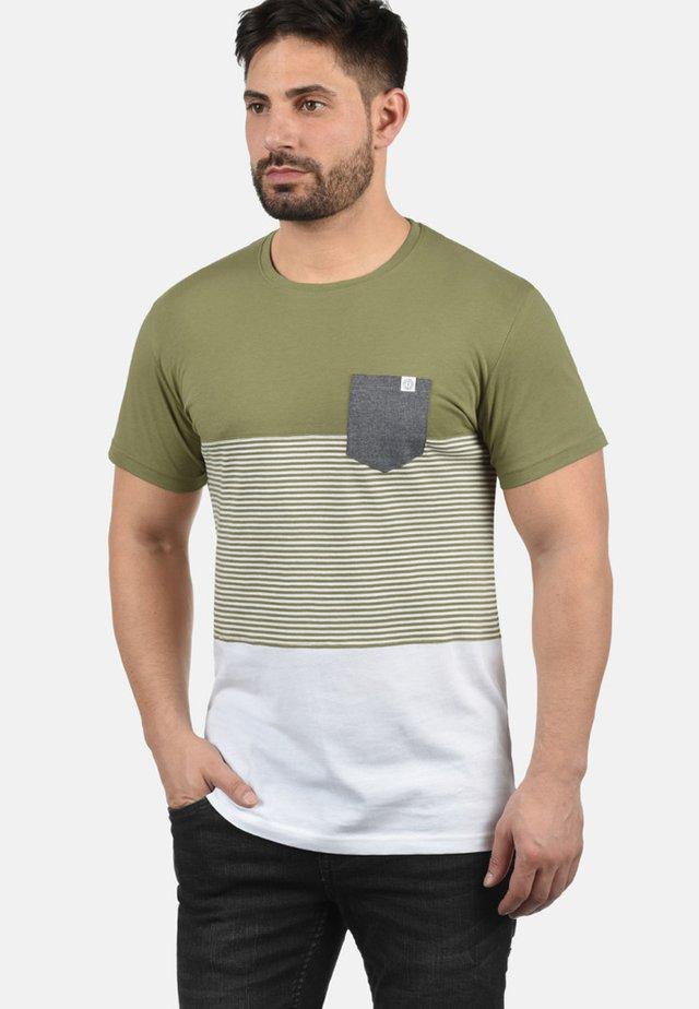 T-shirt print - aloe