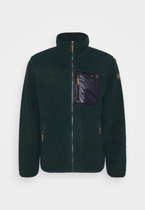AMHERST - Fleece jacket - antique green