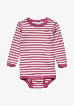 LONG SLEEVES BABY - Body - berry
