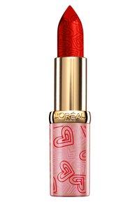 L'Oréal Paris - COLOR RICHE SATIN LIMITED EDITION - Lipstick - 125 maison marais - 1