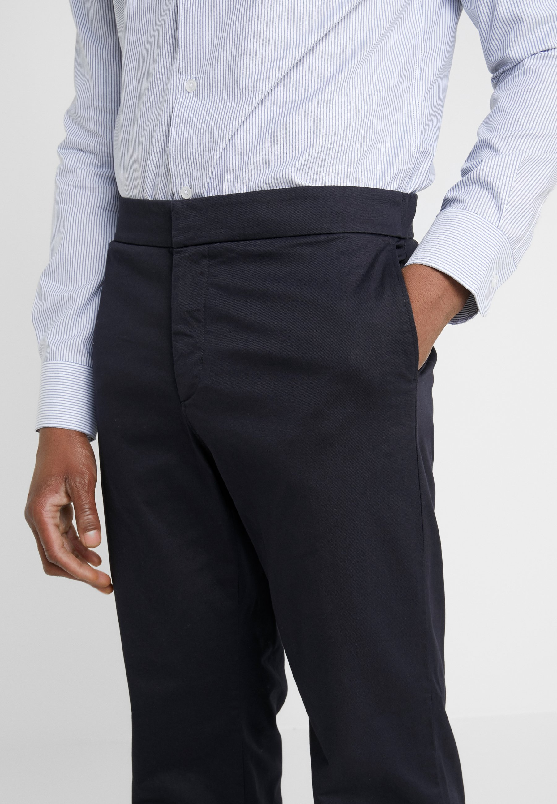 TOBY Chinos dark navy