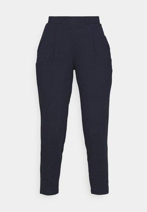 PLAIN TAP - Trousers - dark blue