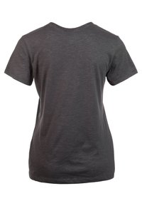 Nike Performance - DRY TEE CREW - Print T-shirt - grey - 1