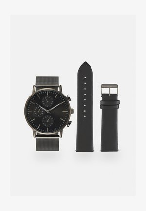 Montre - gunmetal/black