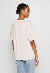 Lacoste - Basic T-shirt - light pink - 2