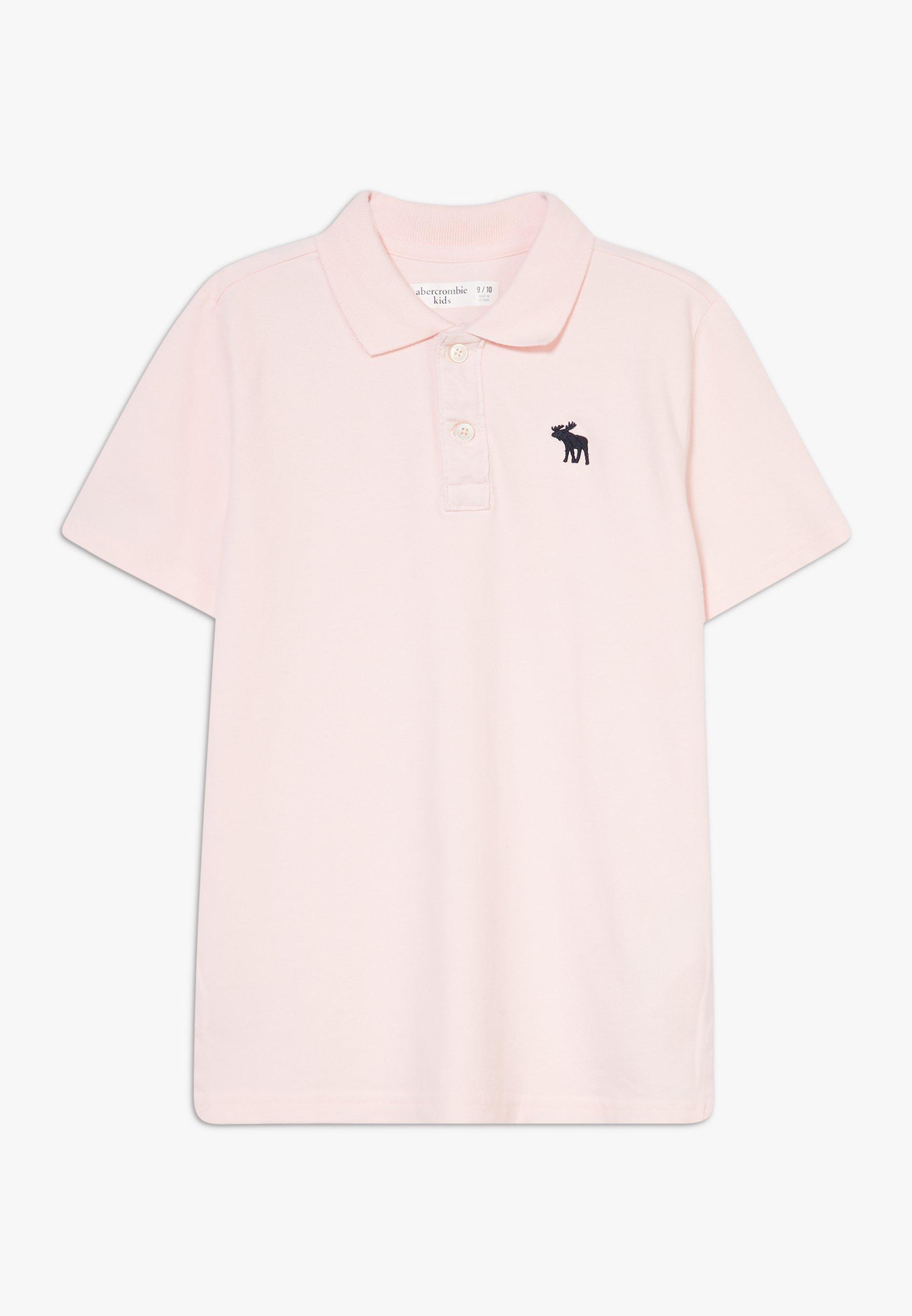 Große Förderung Abercrombie & Fitch Poloshirt - pink   Damenbekleidung 2020