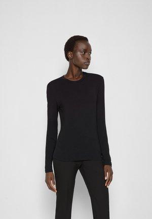LIVIGNO - Long sleeved top - nero