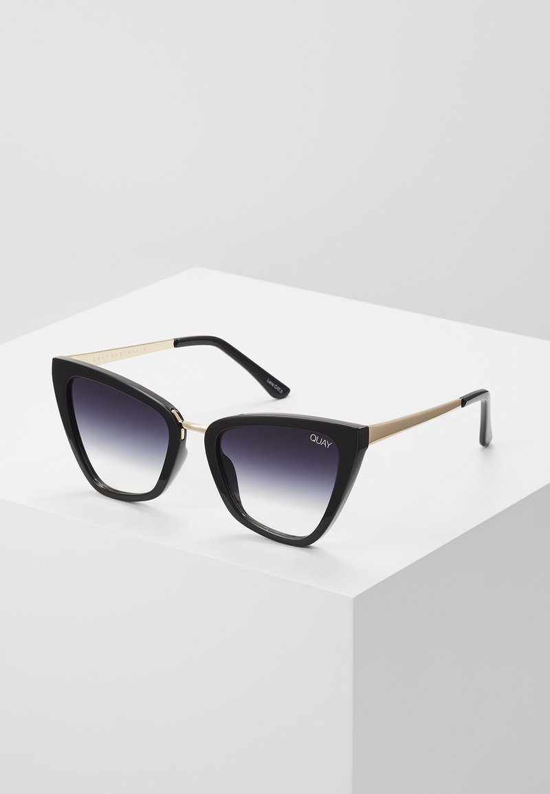 QUAY AUSTRALIA - REINA MINI - Sunglasses - black/fade
