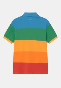 Lacoste - LACOSTE X POLAROID  - Polo shirt - fiji/malachite/gypsum/orpiment/corrida - 1