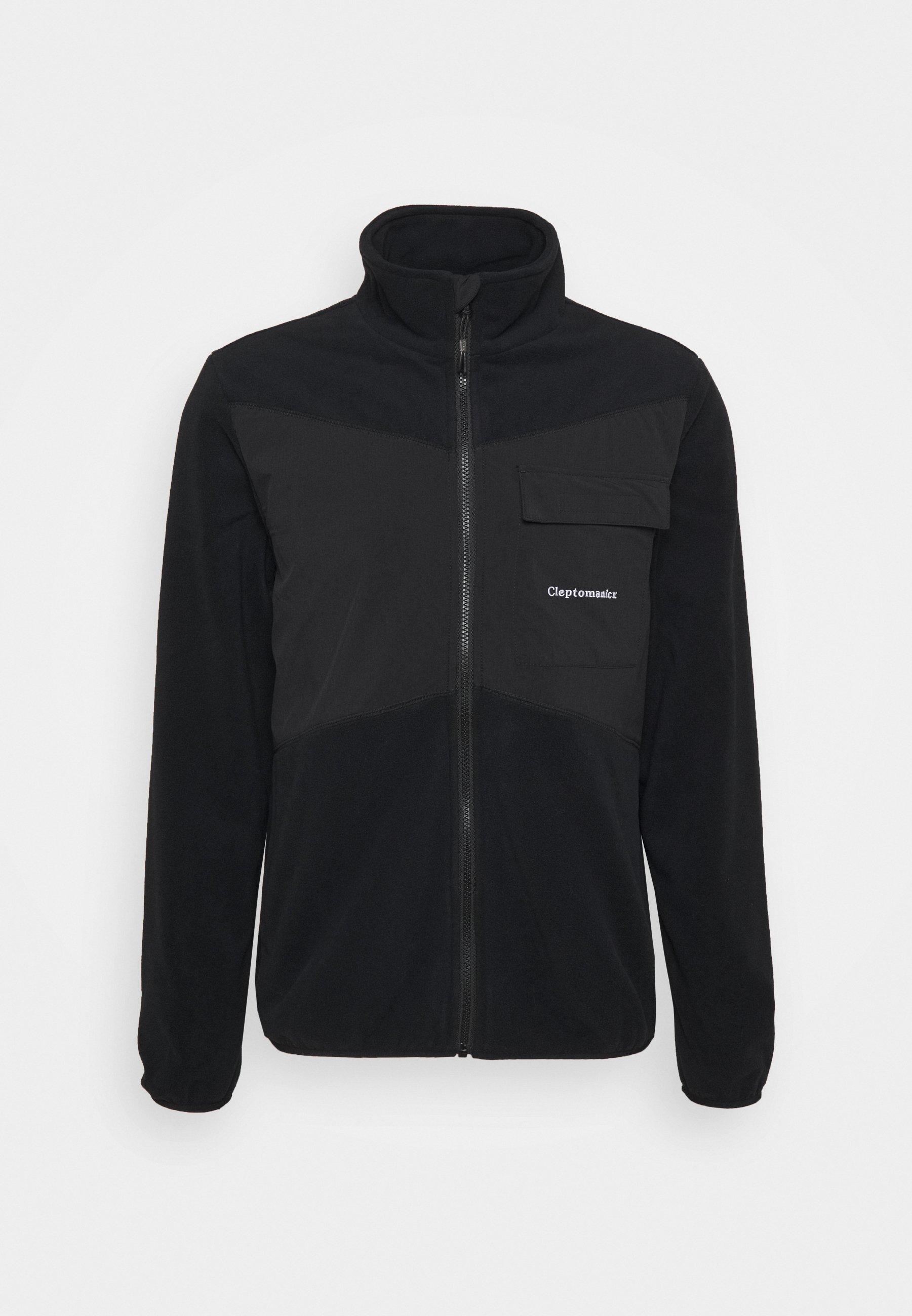 Men FISHER - Fleece jacket