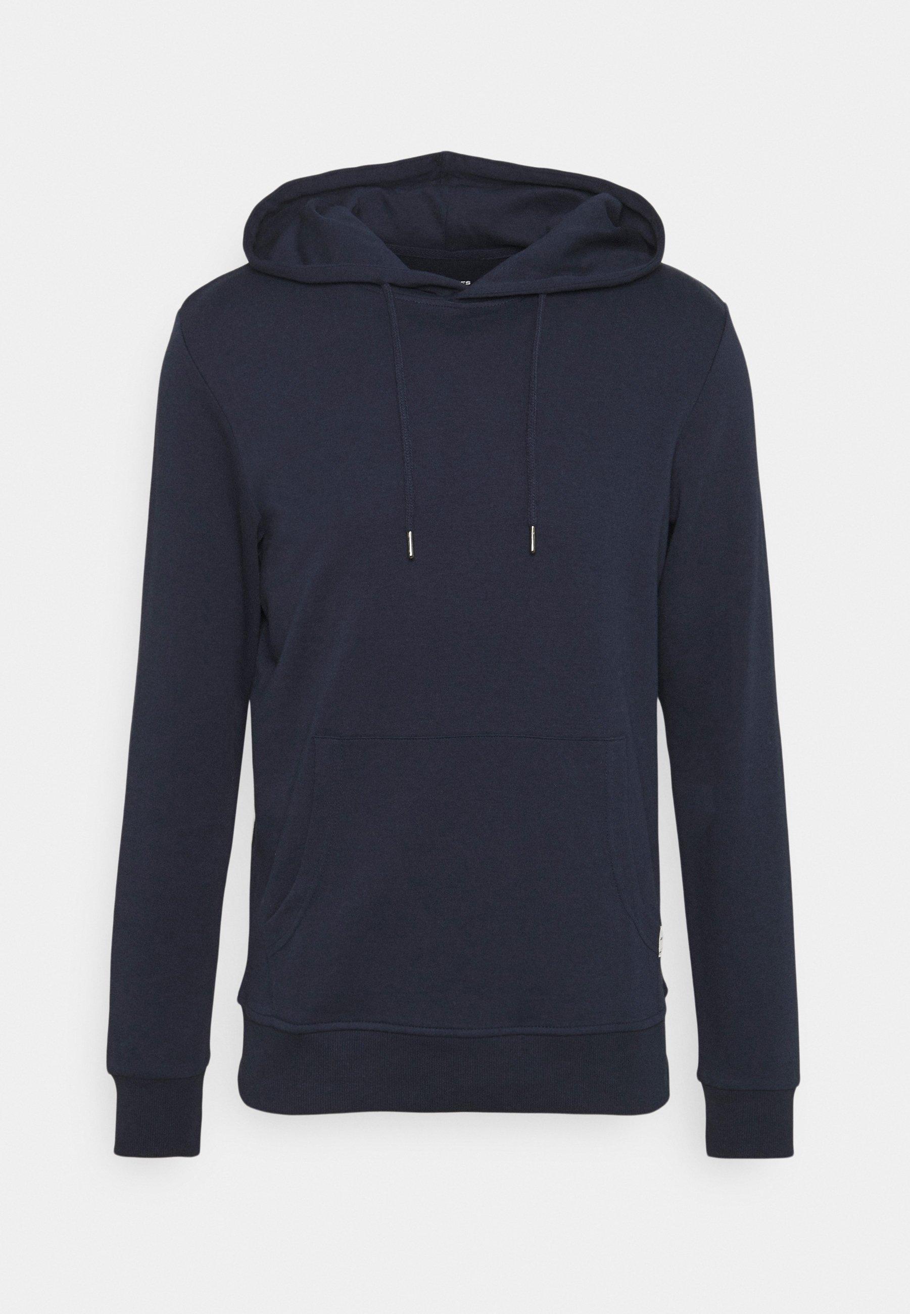 Herren JJEBASIC HOOD  - Sweatshirt