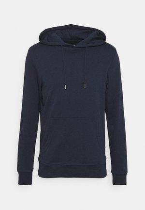 JJEBASIC HOOD  - Sweatshirt - navy blazer