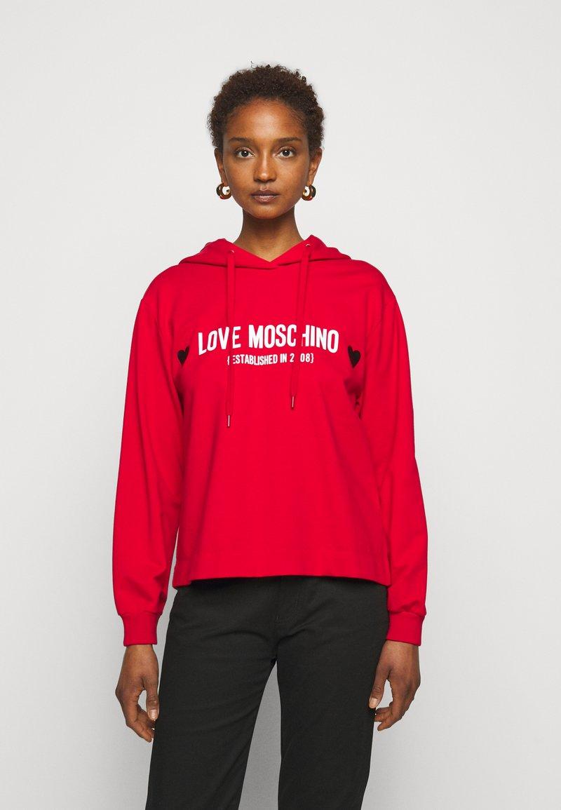 Love Moschino - Sweatshirt - red