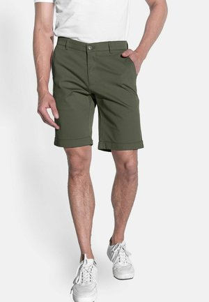 CHINO-SHORTS - Shorts - khaki