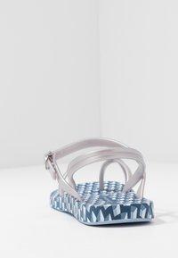 Ipanema - FASHION  - Pool shoes - blue/silver - 5