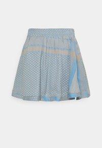 CECILIE copenhagen - SKIRT - A-line skirt - cloud - 5