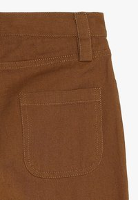 Soft Gallery - BLANCA PANTS - Tygbyxor - bone brown - 2