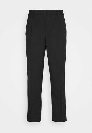 Kalhoty - black dark