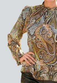 Alba Moda - Blouse - camel,beige - 3