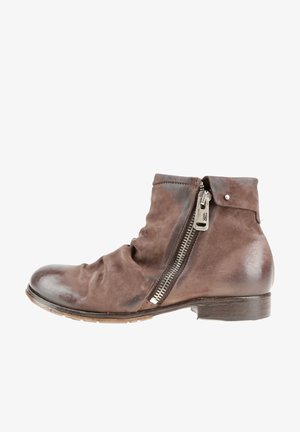 Classic ankle boots - fondente