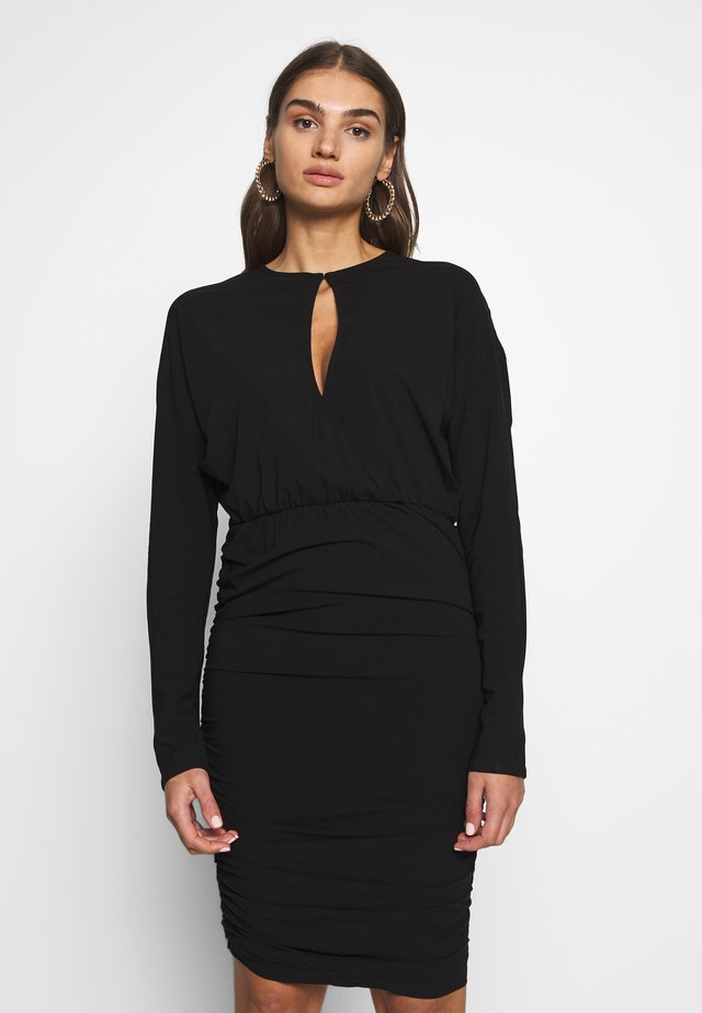 BOOM DRESS - Juhlamekko - black
