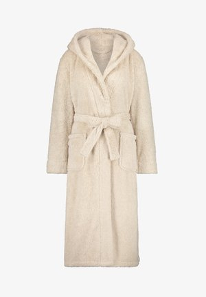Dressing gown - tan