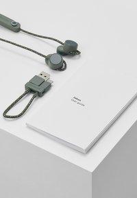 Urbanears - JAKAN - Headphones - field green - 3