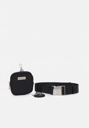 SET - Waist belt - black