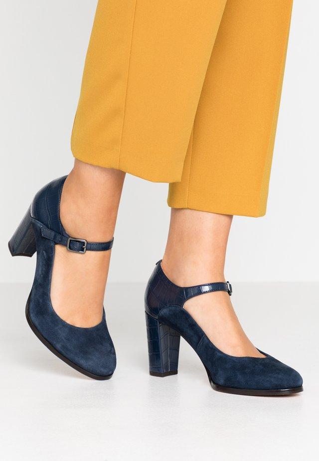 KAYLIN ALBA - Classic heels - navy
