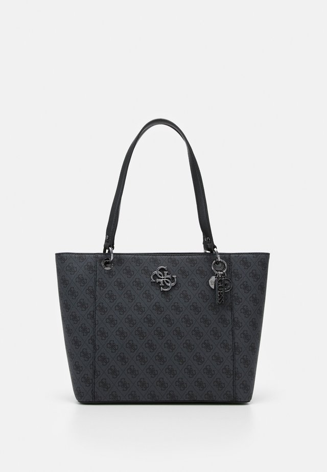 NOELLE ELITE TOTE - Shoppingväska - coal