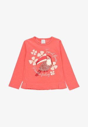 Pitkähihainen paita - coral