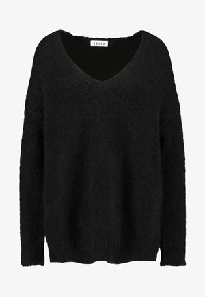 FAWINI - Pullover - schwarz