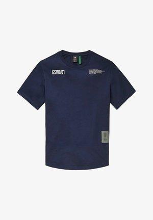 Print T-shirt - warm sartho