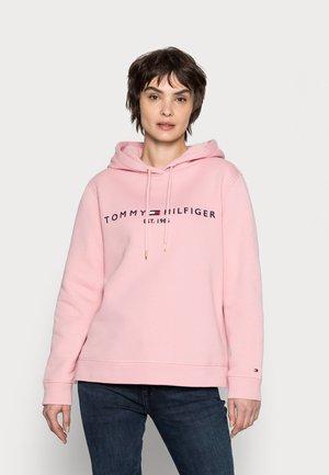 HILFIGER HOODIE - Mikina skapucí - pink