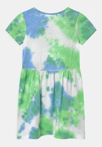 Cotton On - FREYA SHORT SLEEVE - Jersey dress - dusk blue/spearmint - 1