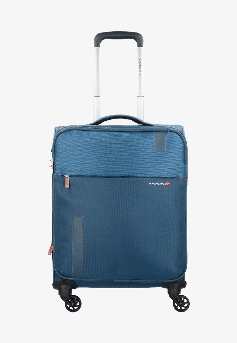 Roncato - Wheeled suitcase - blue