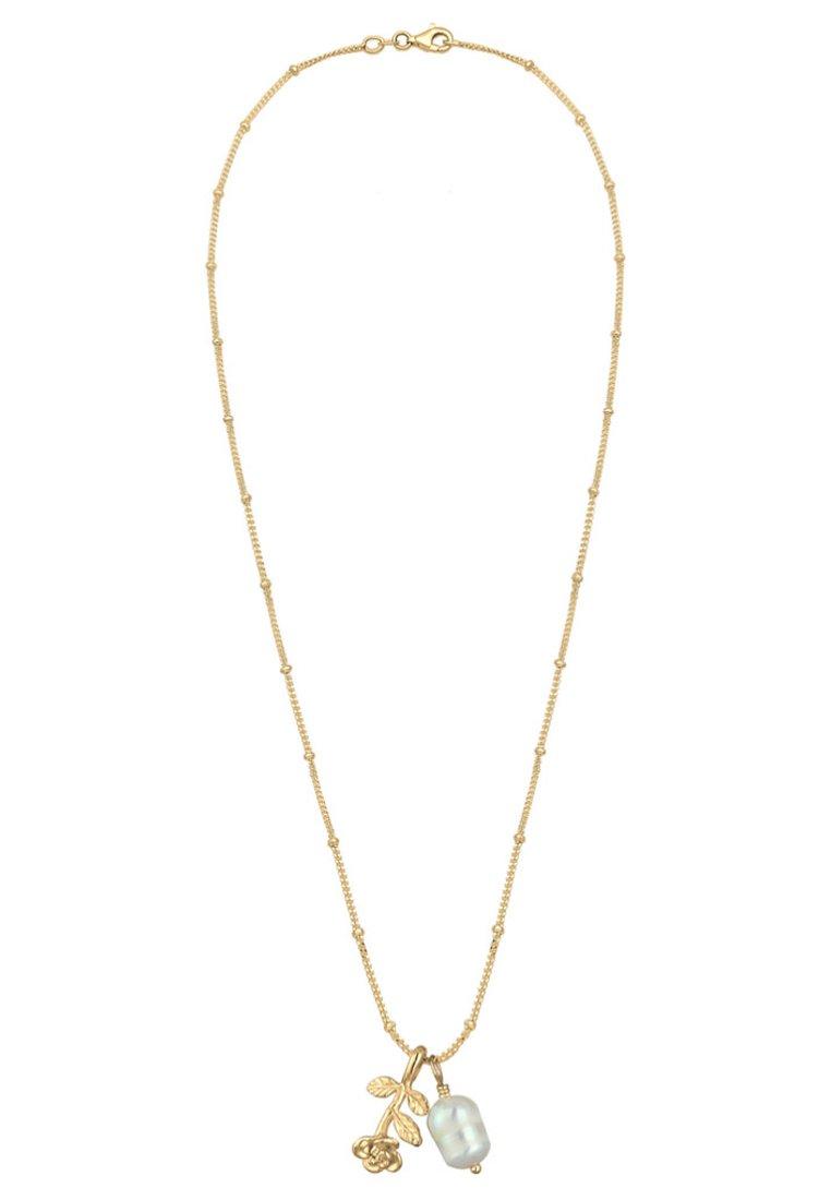 Elli Halskette - Gold-coloured/gold