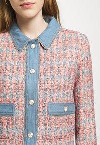 maje - VENISE - Summer jacket - rouge - 4