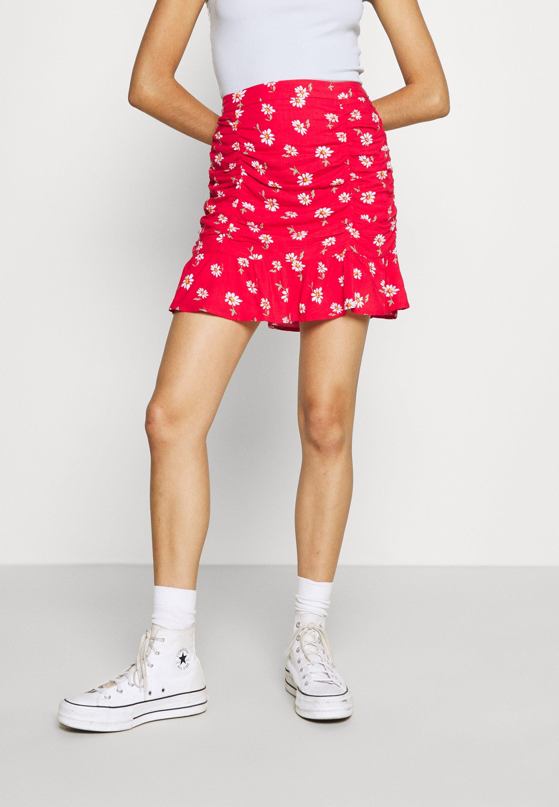 Women CINCH SKIRT - Mini skirt