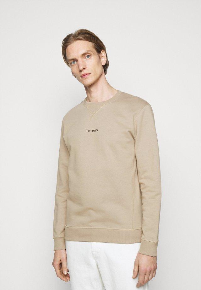 LENS - Sweater - beige